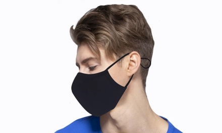 From $9 for 100% Cotton Three Layer Face Masks