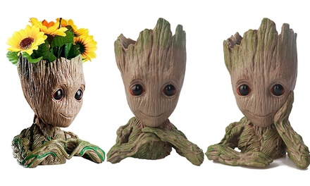 Groot Man Planter Pot: One ($12) or Two ($19)