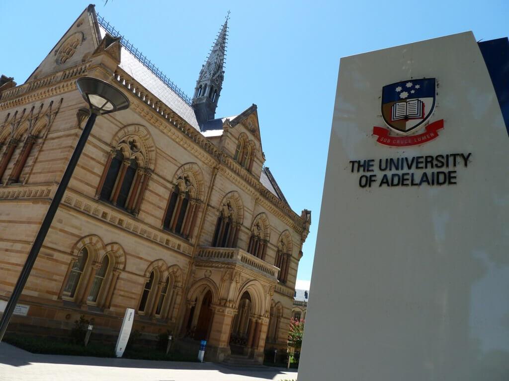 澳洲留學精選-阿得雷德大學 - The University of Adelaide