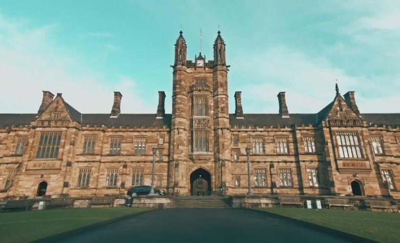 澳洲語言學校-University of Sydney, CET - 雪梨大學附設語言中心