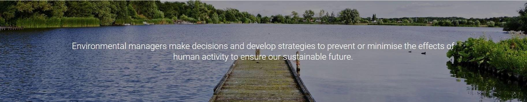 昆士蘭大學(UQ) – 環境管理碩士(Environmental Management)