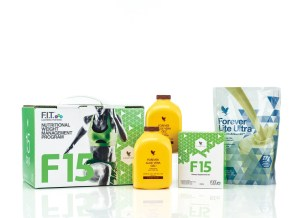 "Forever FIT ""F15"" Advanced 1 & 2 Weight Loss Program (Vanilla)"