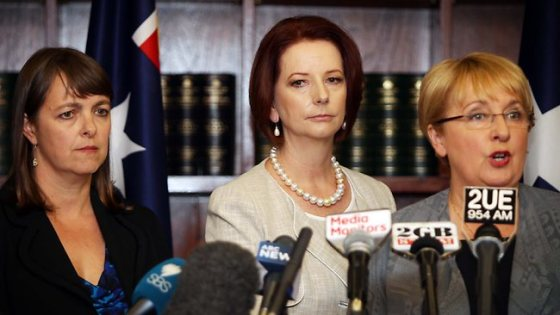Gillard's Girls Club