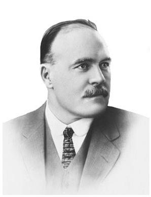 NSW Premier Jack Lang