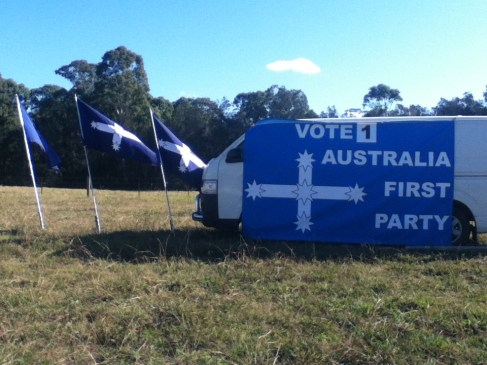 Vote 1 Australia First Party