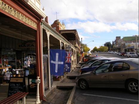 Beechworth, NE Victoria 2012