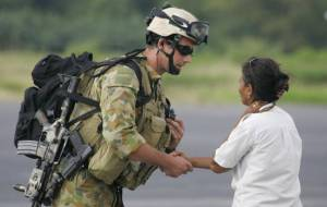 Australian Peackeeping in East Timor