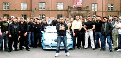 Lebanese Gangs in Germany