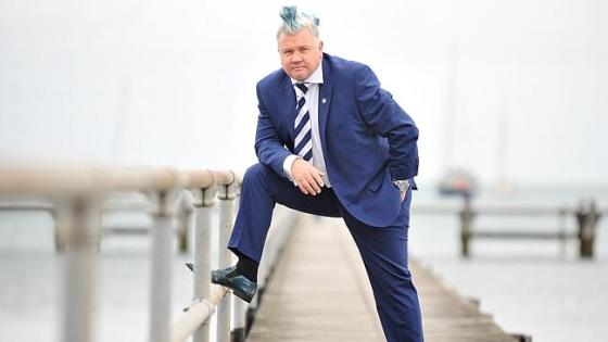 Darryn Lyons Running for Mayor