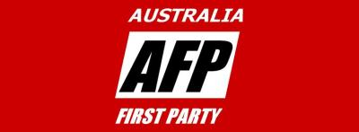 Australia First Party new logo