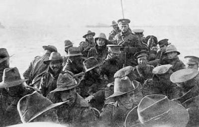 Gallipoli Landing