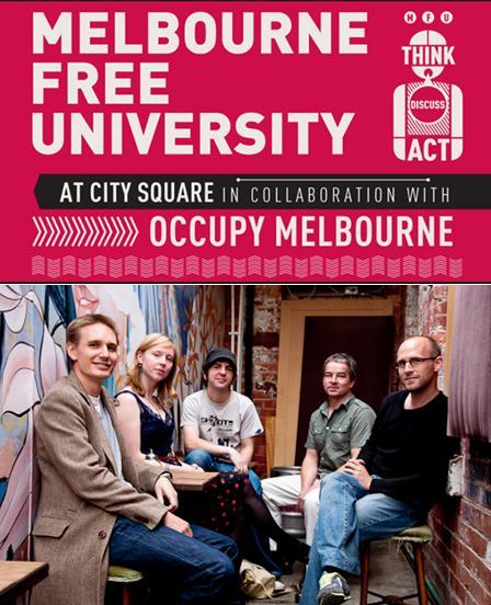 Melbourne Free University
