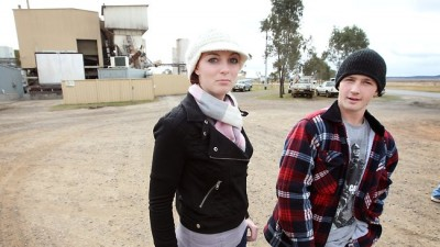 Sacked abattoir workers at Beef City Toowoomba