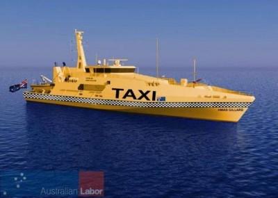 HMAS Gillard