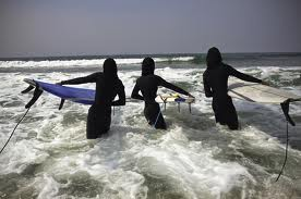 Nijab Surf Culture