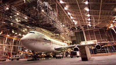 Qantas Maintenance in Australia