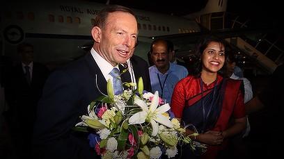 Abbott signs Uranium deal with India