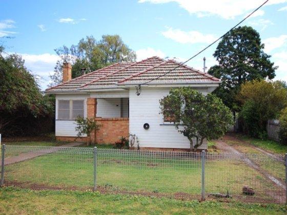 Australian Quarter Acre Block