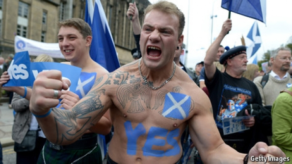 Scottish National Pride