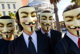 Anonymous maintains right to anonymity