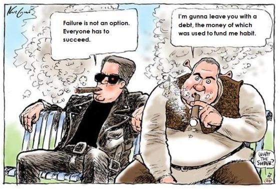 Liberal Party Budget Smokin