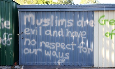 Muslims out of Rocklea