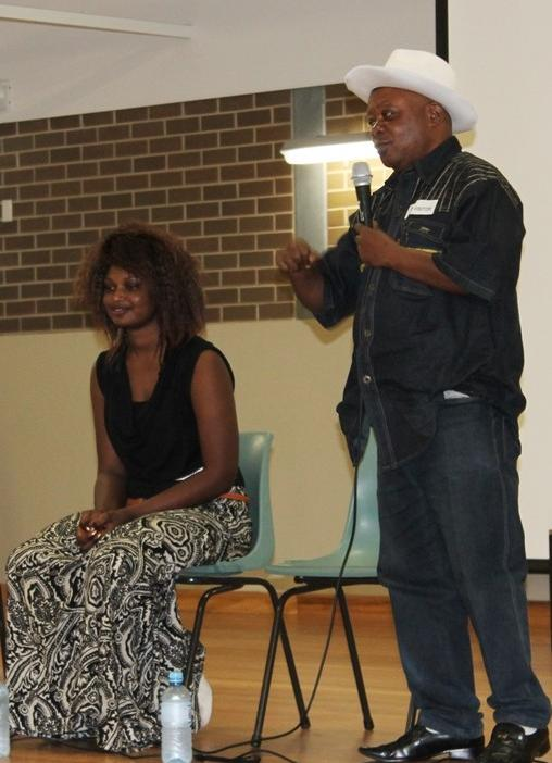 Refugees preach at Kurri Kurri Public School