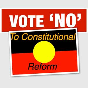 Australian Referendum Vote No
