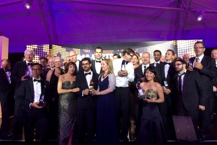 Walkley Awards 2014