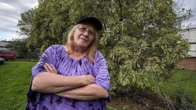 Anarchist Judith Power