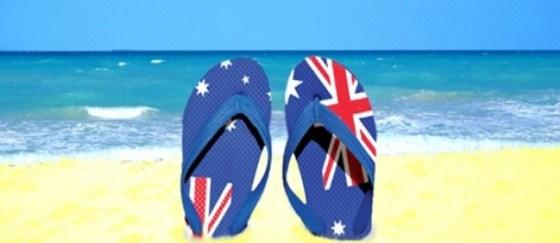 Australia Day Laid Back