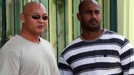 Bali Nine Sukumanan and Chan