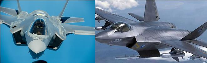 F-35 design stolen by Chinese