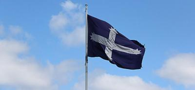 Fly the Eureka Rebel Flag