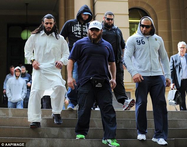 Jihadi Asylum Seekers