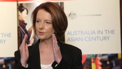 Julia Gillard's Asian Century Impost