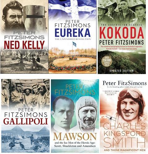 Peter Fitzsimons attacking Australian Heritage