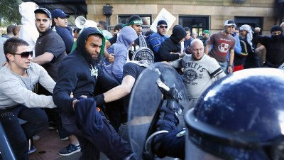 Sydney Hyde Park Riot 2012