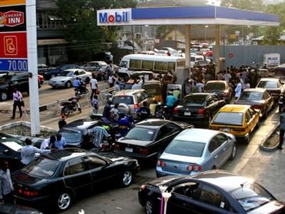 Third World Fuel Queues