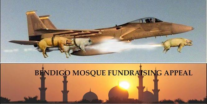 Bendigo Bank Mosque Appeal