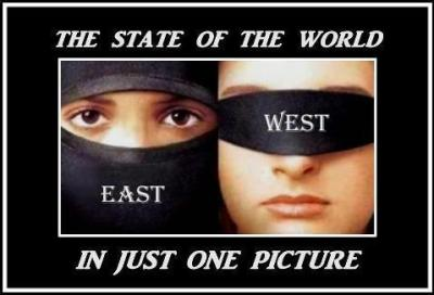 Islam incompatible with the West