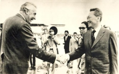 Whitlam sides with Asia