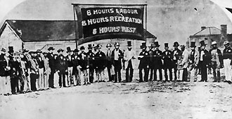 Australian Workers May Day