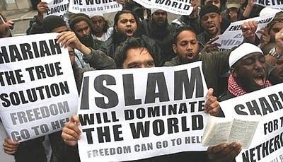 Islam out of Australia