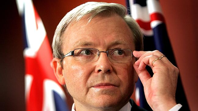 Rudd personality flaw