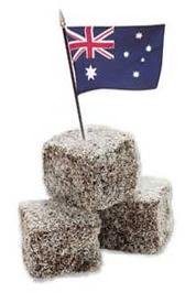 Australian Lamingtons