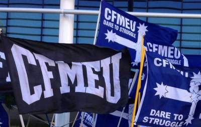 CFMEU dares to repeat BLF thuggery