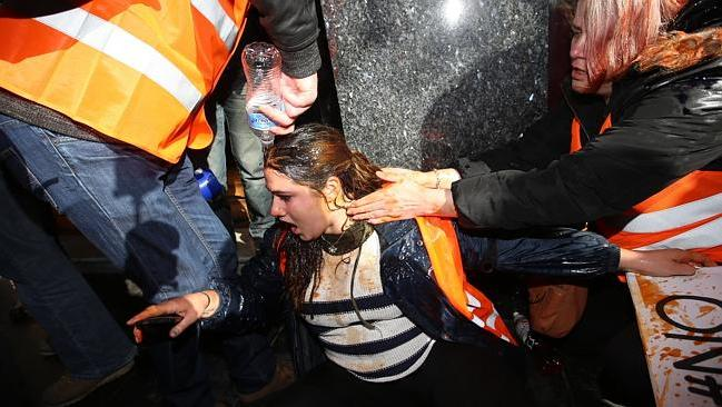 Melbourne Socialist Alternative Lesbian