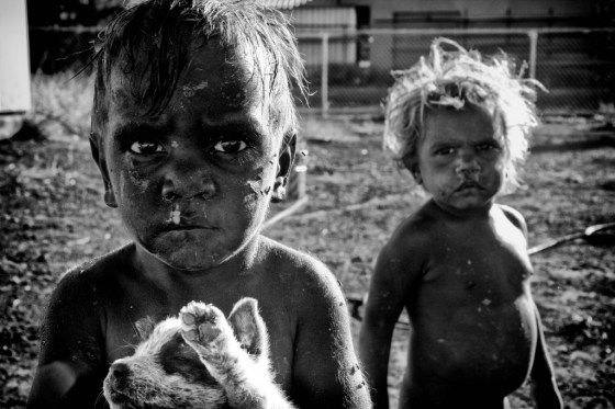 Abbott Lie to Aborigines