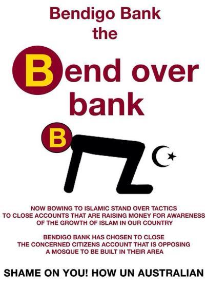 Bendigo Bank corrupt